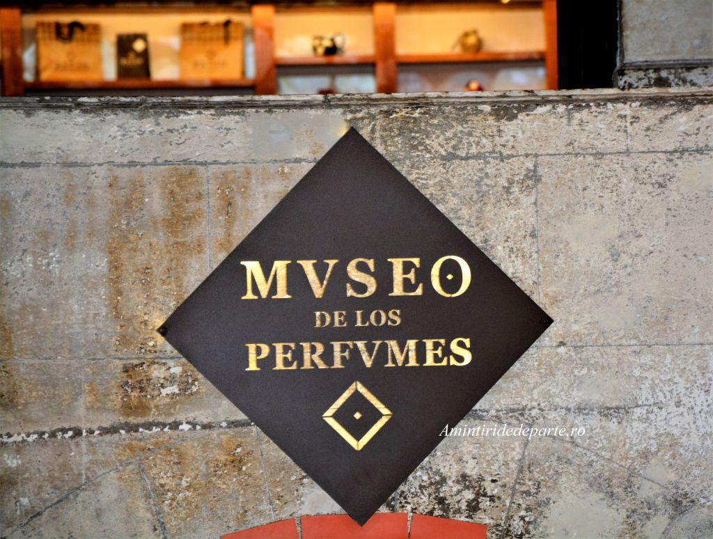 Muzeul Parfumului din Granada