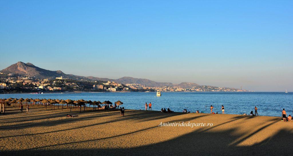plaja Malagueta din Malaga