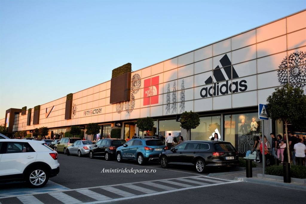 Las Rozas The Style Outlets, Madrid