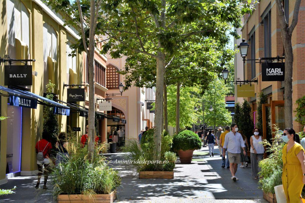 Las Rozas Village. Madrid