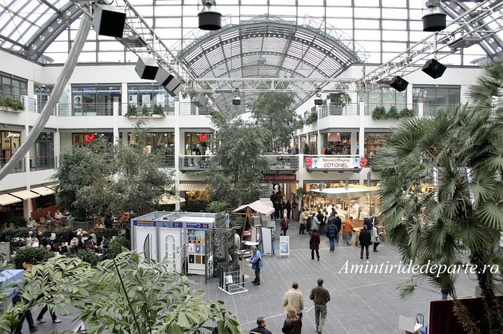 mall din Hamburg
